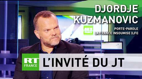 Kuzmanovic : «Les gros volumes d'espionnage viennent de ceux qui sont censés être nos alliés»