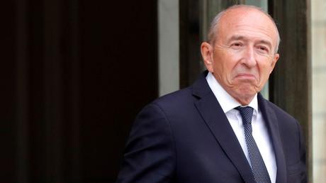 Délinquance : Collomb annonce la plus forte baisse depuis 10 ans, un syndicat dénonce un mensonge