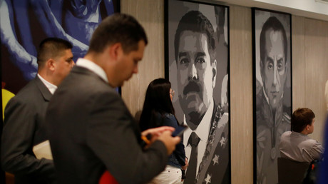 Venezuela : Washington ne dément pas vouloir renverser «démocratiquement» Maduro