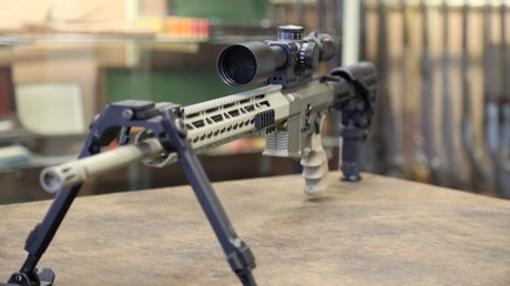 Fusil de précision fabriqué par la PME française Verney-Carron.