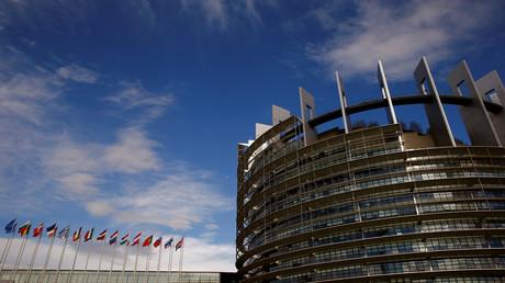 Le siège du Parlement européen à Strasbourg, le 30 juin 2017 (image d'illustration).