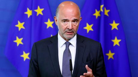 Pierre Moscovici a rappelé à l'ordre l'Italie