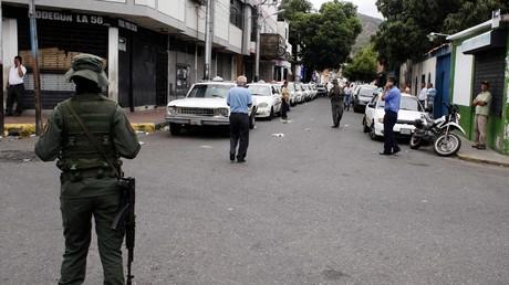 Le Venezuela, au bord de la guerre ?