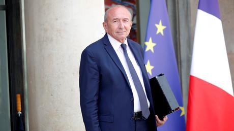 Gérard Collomb annonce son départ du gouvernement pour briguer la mairie de Lyon