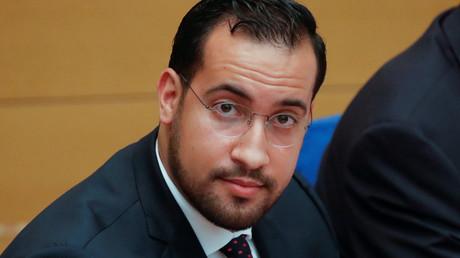 Alexandre Benalla était auditionné par la commission d'enquête du Sénat ce 19 septembre.