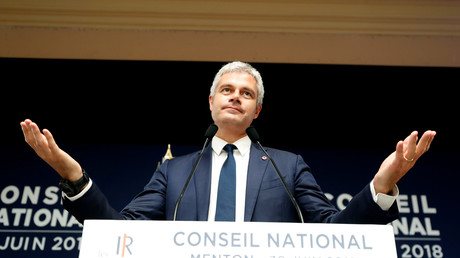 «Pas gêné par son discours sur la question migratoire» : Wauquiez a-t-il franchi le Rubicon Orban ?