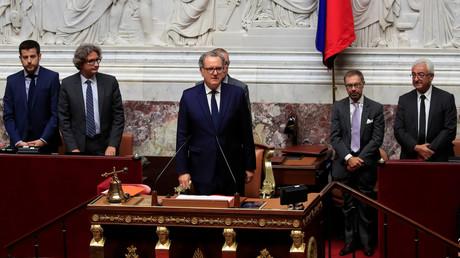 Richard Ferrand se verrait certainement bien président de la nouvelle Assemblée franco-allemande