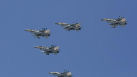 F-16 israéliens (illustration).