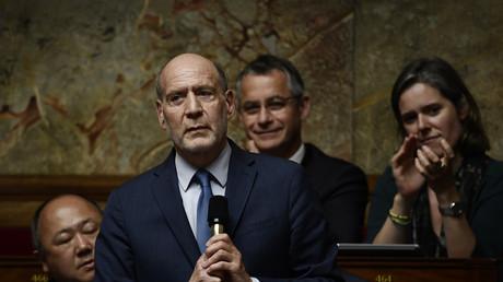 Jean-Jacques Bridey est également président de la commission de la Défense nationale et des Forces armées à l'Assemblée Nationale