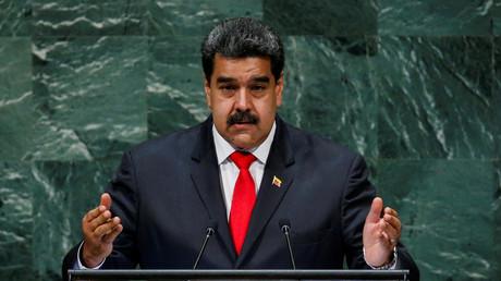 Malgré les menaces de Trump, le président du Venezuela est prêt à lui «serrer la main» (VIDEO)
