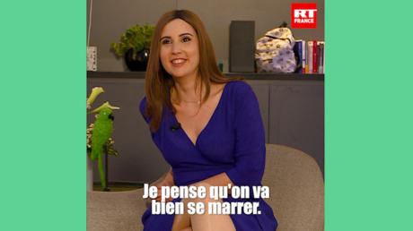 Répondez, les Français veulent savoir ! Virginie Girod