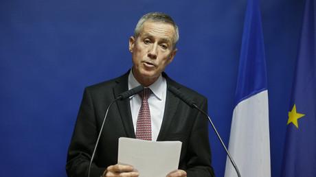 François Molins, procureur de la République de Paris entre 2011 et 2018.