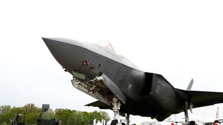 Un F-35B, l'avion le plus cher au monde, s'écrase en Caroline du Sud