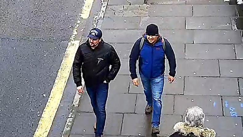 Skripal : Bellingcat dévoile l'identité présumée du deuxième suspect, Londres ne se prononce pas