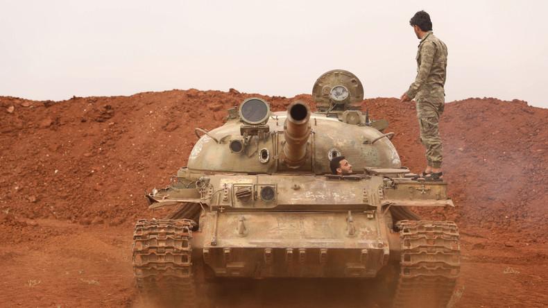 Syrie : la démilitarisation de la région d'Idleb a commencé, annoncent la Russie et la Turquie
