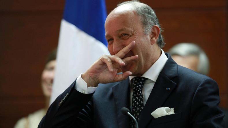 «C'est la vie» : quand Fabius riait devant Lavrov d'avoir armé des terroristes en Libye