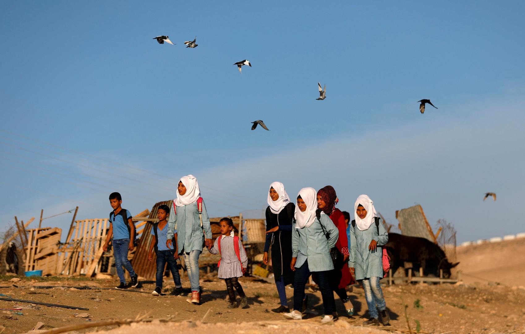 Israël menace de démolir un village palestinien, emblématique de la résistance à l'occupation