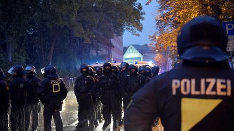 Manifestations de Chemnitz en Allemagne le 7 septembre 2018 (image d'illustration).