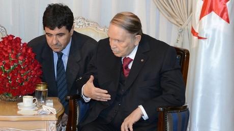 «Le président Bouteflika est maintenu en vie artificiellement» : Alger recadre l'ex-chef de la DGSE