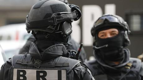 Des membres de la BRI (Brigades de recherche et d'intervention) (image d'illustration).