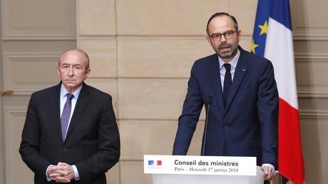 Gérard Collomb démissionnaire, le Premier ministre Edouard Philippe assure l'intérim à la tête du ministère de l'Intérieur (image d'illustration).