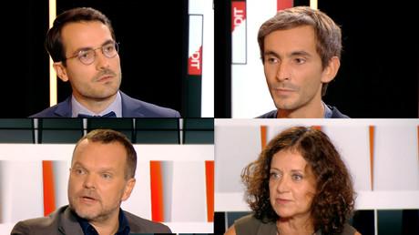 Quatre invités, aux opinions tranchées, ont débattu sur le sujet des migrations.