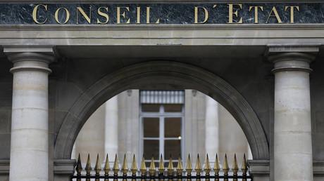Le Conseil d'Etat à Paris, image d'illustration.