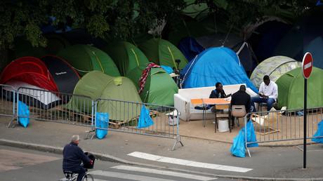 La France veut héberger 86% des réfugiés d'ici 2020, contre 50% aujourd'hui
