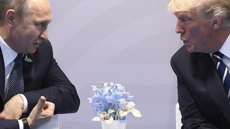 «Je m'en sortirais très bien» : Trump évalue ses chances dans un combat de boxe contre Poutine