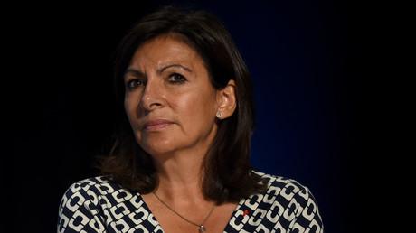 Anne Hidalgo en octobre 2018.