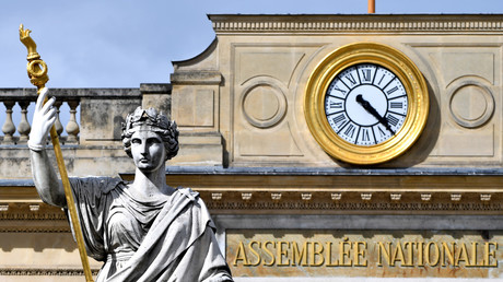 L'Assemblée nationale (image d'illustration).