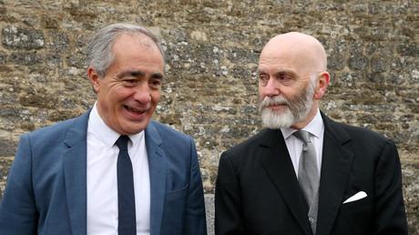 L'écrivain Renaud Camus et le président du SIEL (Souveraineté, Identités Et Libertés) Karim Ouchikh vont présenter une liste aux européennes.