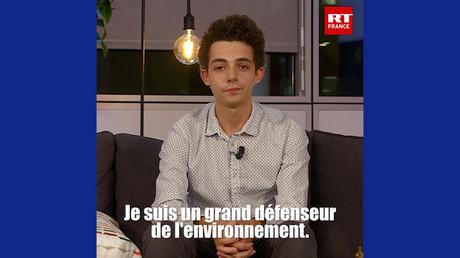 Répondez, les Français veulent savoir ! Romain Jestin