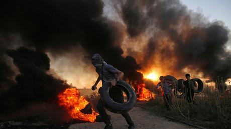 Gaza : sept Palestiniens tués, Israël ordonne l'arrêt des livraisons de fioul