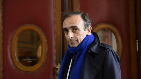 L'écrivain Eric Zemmour, (photo d'archive).