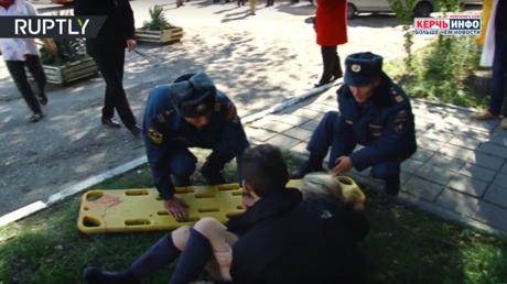Que sait-on de l'auteur présumé de l'attaque en Crimée ? (IMAGES)
