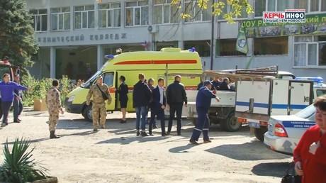 Bain de sang en Crimée : les premiers témoignages de l'attaque à Kertch (VIDEO)
