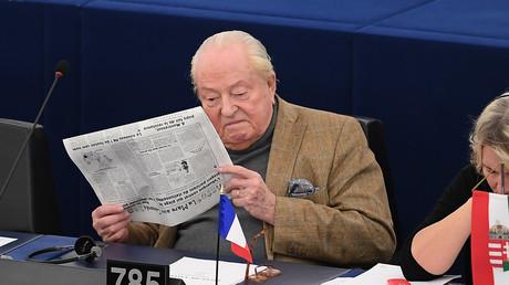 Européennes : Jean-Marie Le Pen souhaite figurer sur une liste RN conduite par Bruno Gollnisch