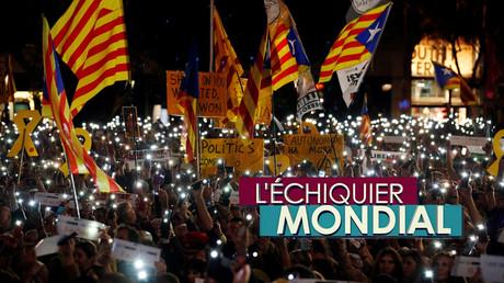 L'ECHIQUIER MONDIAL. Catalogne : l'automne de l'indépendance
