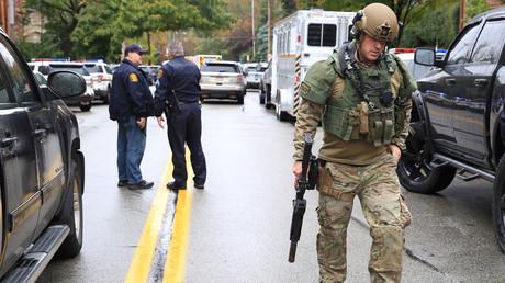 Pluie de réactions internationales après la fusillade meurtrière contre une synagogue aux Etats-Unis