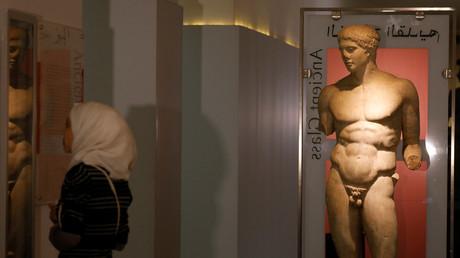 Syrie : le Musée de Damas rouvre ses portes après six ans de fermeture
