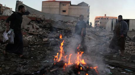 Gaza : trois Palestiniens tués dans un raid aérien israélien
