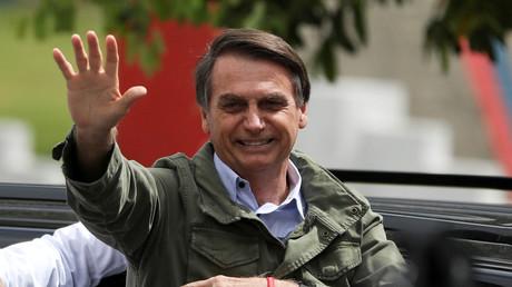 Le nouveau président brésilien Jair Bolsonaro exclut toute intervention militaire au Venezuela