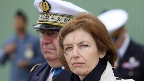 La ministre française des Armées Florence Parly (image d'illustration)