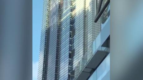 Haut niveau : le Spiderman français escalade la Heron Tower