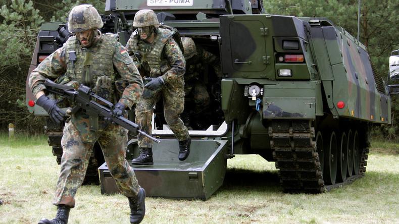 L'armée allemande admet que plus de 60% du matériel militaire qu'elle a reçu en 2017 est défectueux