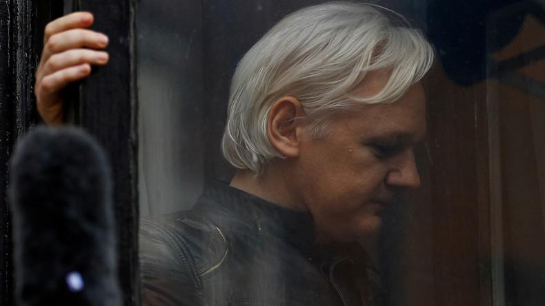Julian Assange a été inculpé aux Etats-Unis selon WikiLeaks