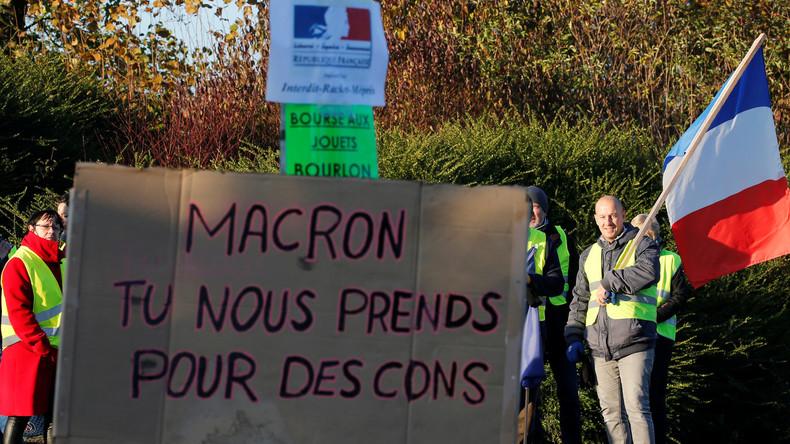 4% de «très satisfaits», 25% de popularité : Emmanuel Macron au plus bas, selon un sondage