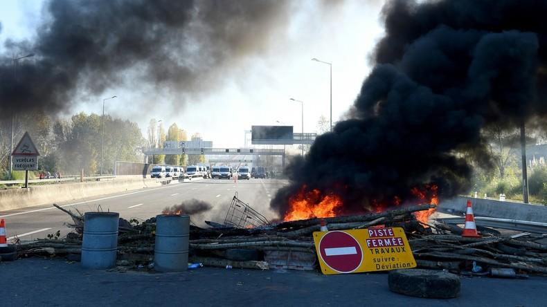 577 millions d'euros de recettes de la taxe carburants siphonnés du budget de l'Ecologie