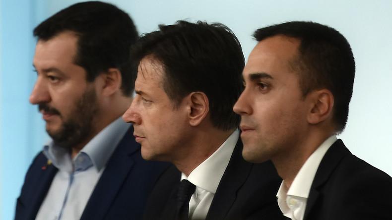 L'UE rejette de nouveau le budget italien et ouvre la voie à des sanctions